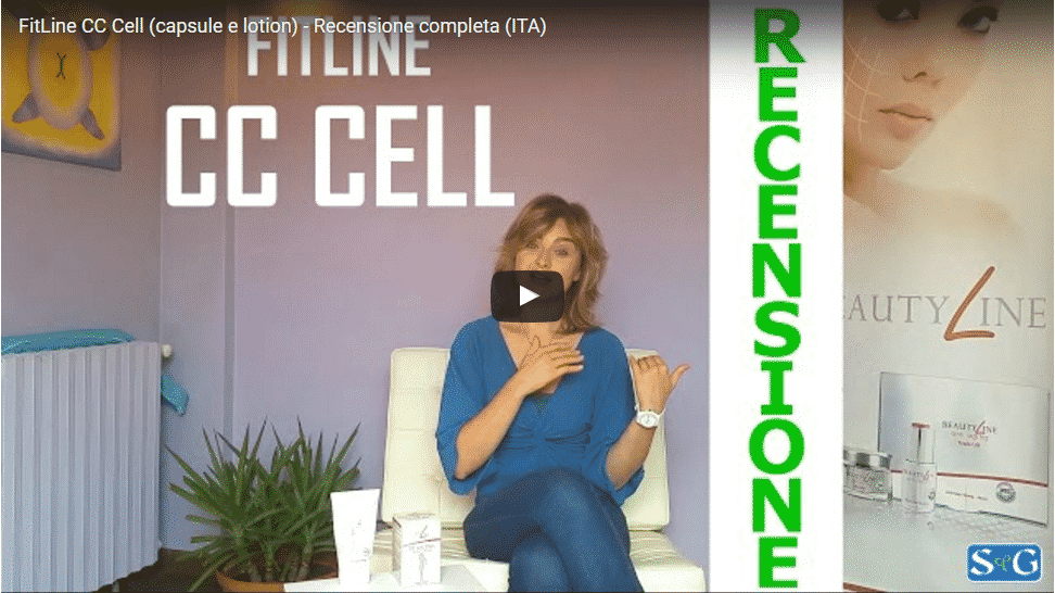 fitline cc cell plus video