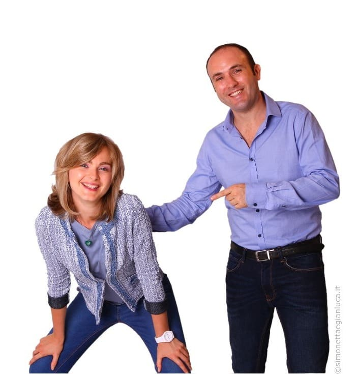 Simonetta e Gianluca chi siamo