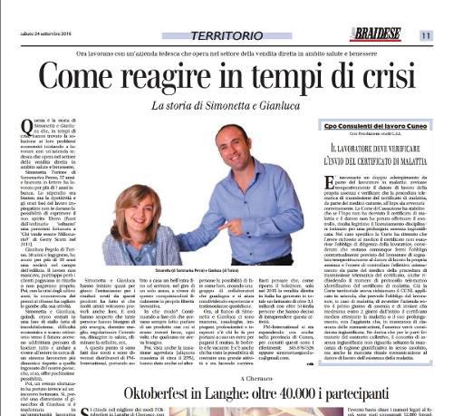 PM-International Simonetta e Gianluca