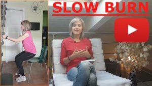 Il metodo Slow Burn: 30 minuti a settimana per un fisico al TOP!