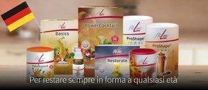 Prodotti FitLine - Simonetta e Gianluca