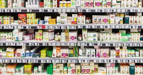 integratori alimentari farmacie e supermercati
